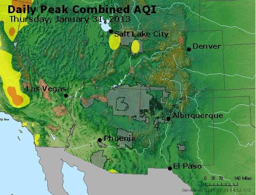 Peak AQI - https://files.airnowtech.org/airnow/2013/20130131/peak_aqi_co_ut_az_nm.jpg