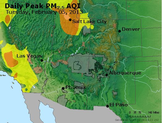 Peak Particles PM2.5 (24-hour) - https://files.airnowtech.org/airnow/2013/20130205/peak_pm25_co_ut_az_nm.jpg