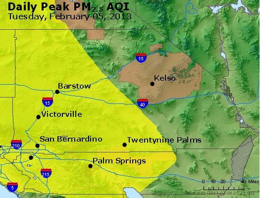 Peak Particles PM2.5 (24-hour) - https://files.airnowtech.org/airnow/2013/20130205/peak_pm25_sanbernardino_ca.jpg