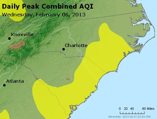 Peak AQI - https://files.airnowtech.org/airnow/2013/20130206/peak_aqi_nc_sc.jpg