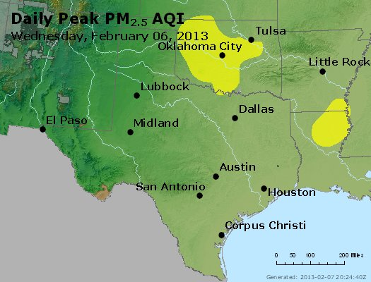 Peak Particles PM2.5 (24-hour) - https://files.airnowtech.org/airnow/2013/20130206/peak_pm25_tx_ok.jpg