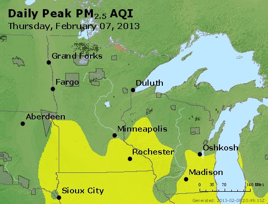 Peak Particles PM2.5 (24-hour) - https://files.airnowtech.org/airnow/2013/20130207/peak_pm25_mn_wi.jpg