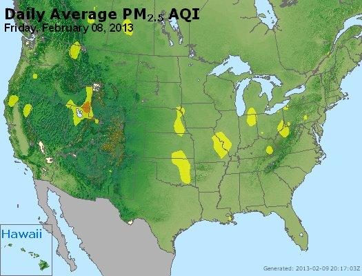 Peak Particles PM2.5 (24-hour) - https://files.airnowtech.org/airnow/2013/20130208/peak_pm25_usa.jpg