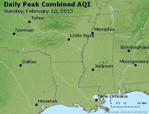 Peak AQI - https://files.airnowtech.org/airnow/2013/20130210/peak_aqi_ar_la_ms.jpg