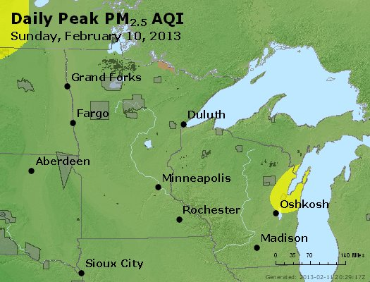 Peak Particles PM2.5 (24-hour) - https://files.airnowtech.org/airnow/2013/20130210/peak_pm25_mn_wi.jpg