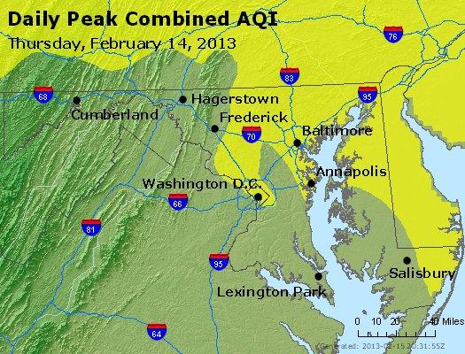 Peak AQI - https://files.airnowtech.org/airnow/2013/20130214/peak_aqi_maryland.jpg
