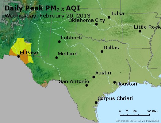 Peak Particles PM2.5 (24-hour) - https://files.airnowtech.org/airnow/2013/20130220/peak_pm25_tx_ok.jpg