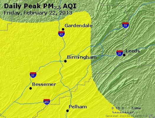 Peak Particles PM2.5 (24-hour) - https://files.airnowtech.org/airnow/2013/20130222/peak_pm25_birmingham_al.jpg