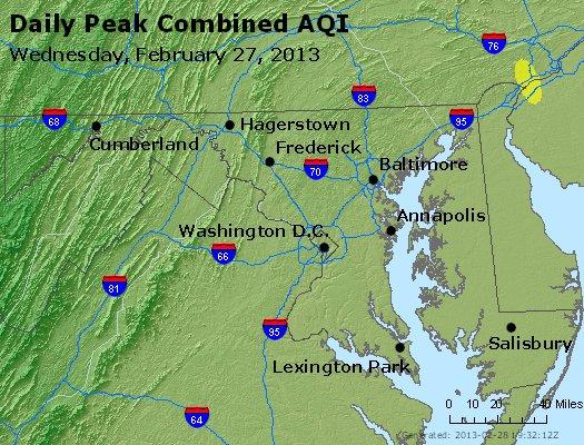 Peak AQI - https://files.airnowtech.org/airnow/2013/20130227/peak_aqi_maryland.jpg