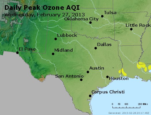 Peak Ozone (8-hour) - https://files.airnowtech.org/airnow/2013/20130227/peak_o3_tx_ok.jpg