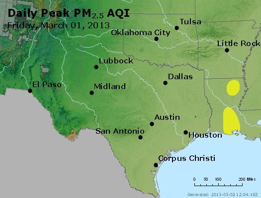 Peak Particles PM2.5 (24-hour) - https://files.airnowtech.org/airnow/2013/20130301/peak_pm25_tx_ok.jpg