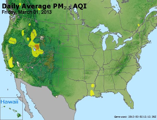 Peak Particles PM2.5 (24-hour) - https://files.airnowtech.org/airnow/2013/20130301/peak_pm25_usa.jpg