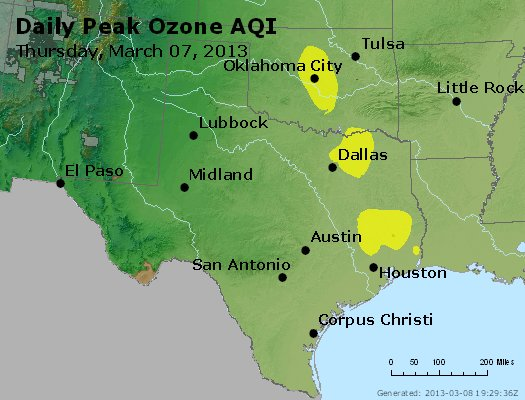 Peak Ozone (8-hour) - https://files.airnowtech.org/airnow/2013/20130307/peak_o3_tx_ok.jpg