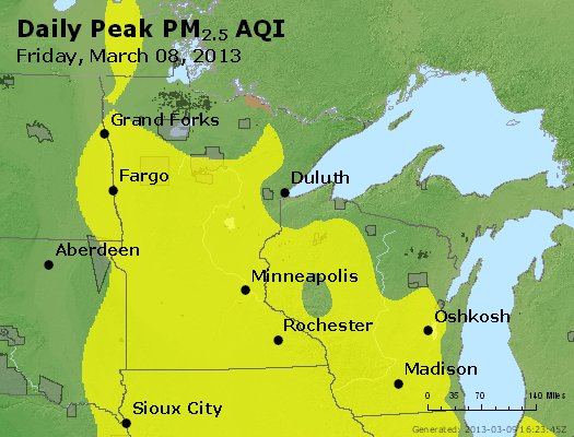 Peak Particles PM2.5 (24-hour) - https://files.airnowtech.org/airnow/2013/20130308/peak_pm25_mn_wi.jpg