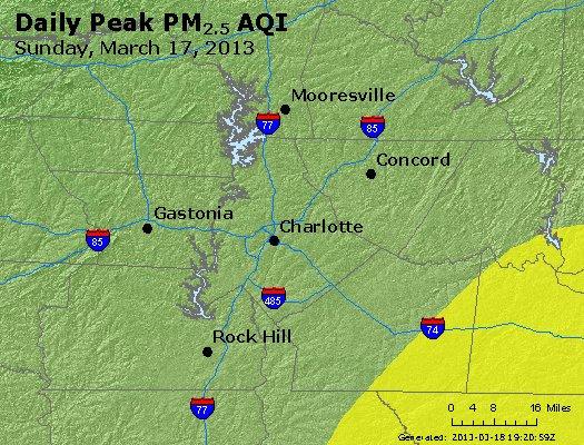 Peak Particles PM2.5 (24-hour) - https://files.airnowtech.org/airnow/2013/20130317/peak_pm25_charlotte_nc.jpg