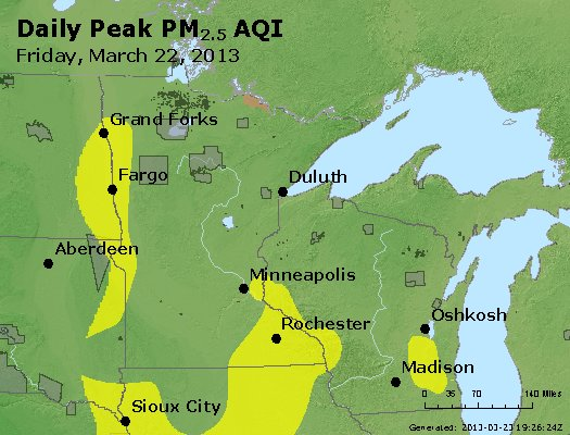 Peak Particles PM2.5 (24-hour) - https://files.airnowtech.org/airnow/2013/20130322/peak_pm25_mn_wi.jpg