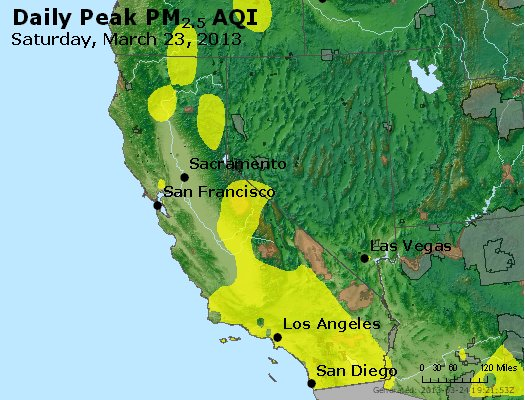 Peak Particles PM2.5 (24-hour) - https://files.airnowtech.org/airnow/2013/20130323/peak_pm25_ca_nv.jpg