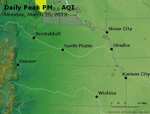 Peak Particles PM2.5 (24-hour) - https://files.airnowtech.org/airnow/2013/20130325/peak_pm25_ne_ks.jpg