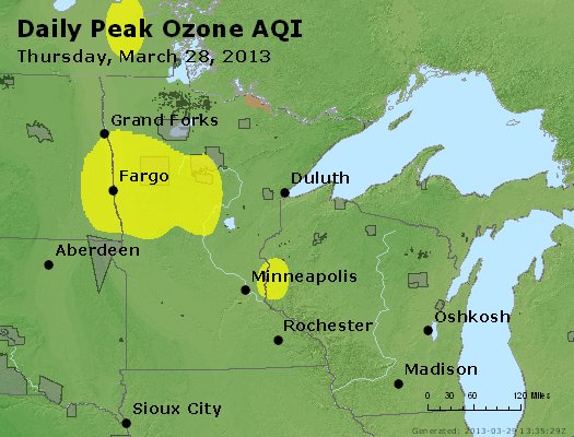 Peak Ozone (8-hour) - https://files.airnowtech.org/airnow/2013/20130328/peak_o3_mn_wi.jpg