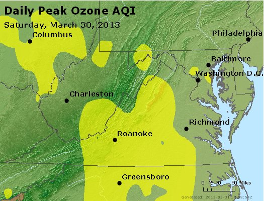 Peak Ozone (8-hour) - https://files.airnowtech.org/airnow/2013/20130330/peak_o3_va_wv_md_de_dc.jpg