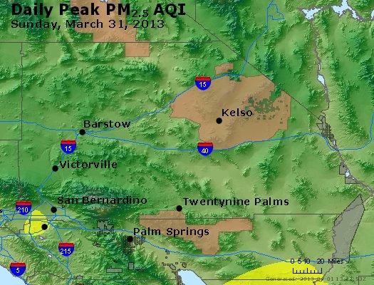 Peak Particles PM2.5 (24-hour) - https://files.airnowtech.org/airnow/2013/20130331/peak_pm25_sanbernardino_ca.jpg