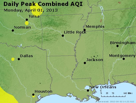 Peak AQI - https://files.airnowtech.org/airnow/2013/20130401/peak_aqi_ar_la_ms.jpg