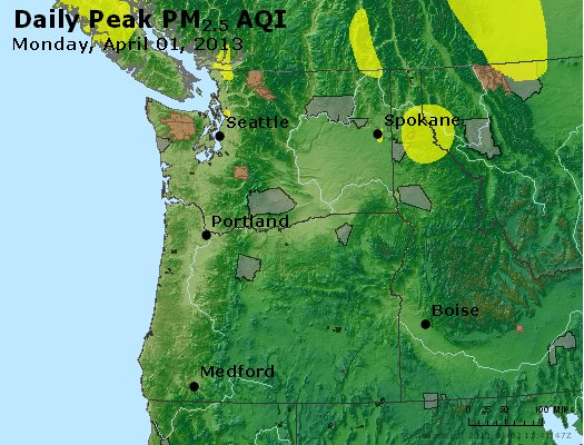 Peak Particles PM2.5 (24-hour) - https://files.airnowtech.org/airnow/2013/20130401/peak_pm25_wa_or.jpg