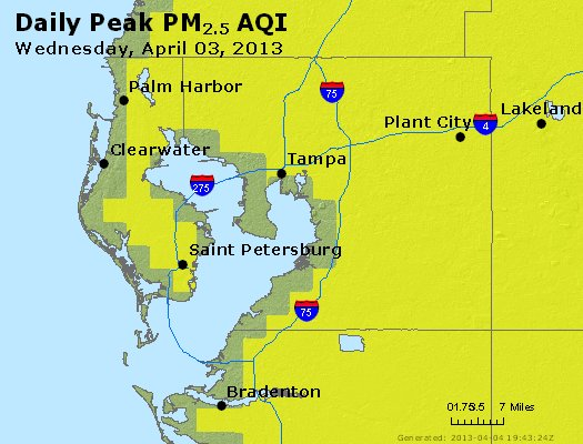 Peak Particles PM2.5 (24-hour) - https://files.airnowtech.org/airnow/2013/20130403/peak_pm25_tampa_fl.jpg