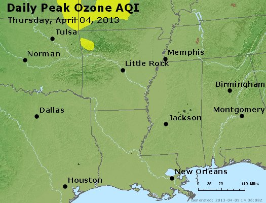 Peak Ozone (8-hour) - https://files.airnowtech.org/airnow/2013/20130404/peak_o3_ar_la_ms.jpg