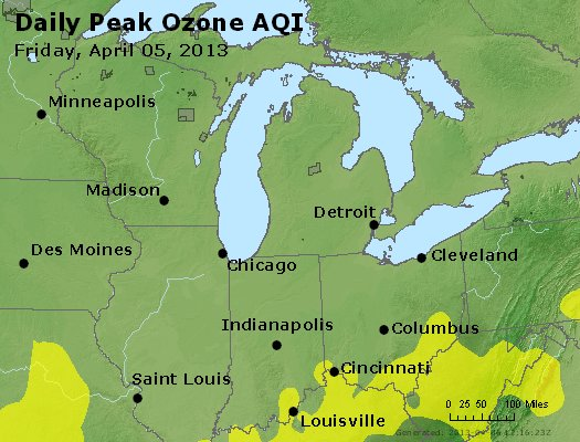 Peak Ozone (8-hour) - https://files.airnowtech.org/airnow/2013/20130405/peak_o3_mi_in_oh.jpg