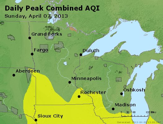 Peak AQI - https://files.airnowtech.org/airnow/2013/20130407/peak_aqi_mn_wi.jpg