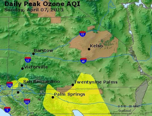 Peak Ozone (8-hour) - https://files.airnowtech.org/airnow/2013/20130407/peak_o3_sanbernardino_ca.jpg