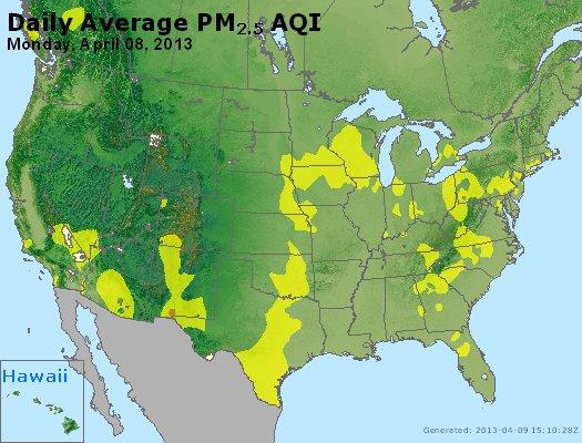 Peak Particles PM2.5 (24-hour) - https://files.airnowtech.org/airnow/2013/20130408/peak_pm25_usa.jpg