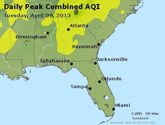 Peak AQI - https://files.airnowtech.org/airnow/2013/20130409/peak_aqi_al_ga_fl.jpg