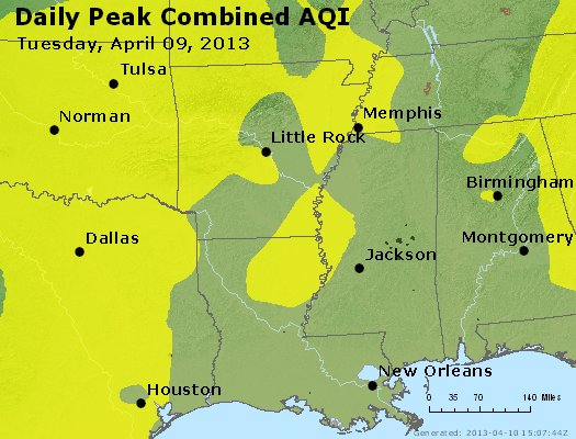 Peak AQI - https://files.airnowtech.org/airnow/2013/20130409/peak_aqi_ar_la_ms.jpg