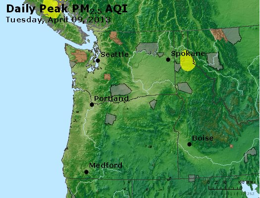 Peak Particles PM2.5 (24-hour) - https://files.airnowtech.org/airnow/2013/20130409/peak_pm25_wa_or.jpg