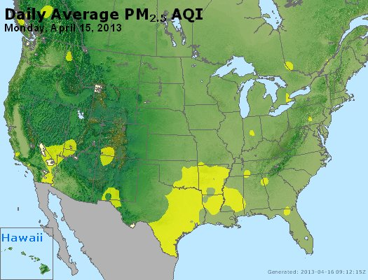 Peak Particles PM2.5 (24-hour) - https://files.airnowtech.org/airnow/2013/20130415/peak_pm25_usa.jpg