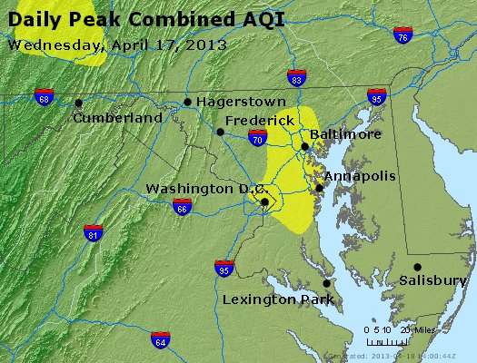 Peak AQI - https://files.airnowtech.org/airnow/2013/20130417/peak_aqi_maryland.jpg