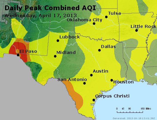 Peak AQI - https://files.airnowtech.org/airnow/2013/20130417/peak_aqi_tx_ok.jpg