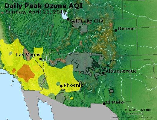 Peak Ozone (8-hour) - https://files.airnowtech.org/airnow/2013/20130421/peak_o3_co_ut_az_nm.jpg