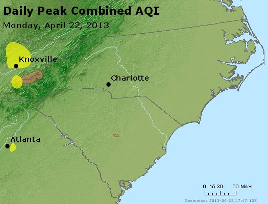 Peak AQI - https://files.airnowtech.org/airnow/2013/20130422/peak_aqi_nc_sc.jpg