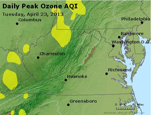 Peak Ozone (8-hour) - https://files.airnowtech.org/airnow/2013/20130423/peak_o3_va_wv_md_de_dc.jpg