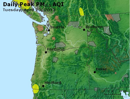 Peak Particles PM2.5 (24-hour) - https://files.airnowtech.org/airnow/2013/20130423/peak_pm25_wa_or.jpg