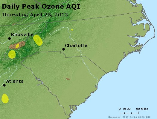 Peak Ozone (8-hour) - https://files.airnowtech.org/airnow/2013/20130425/peak_o3_nc_sc.jpg