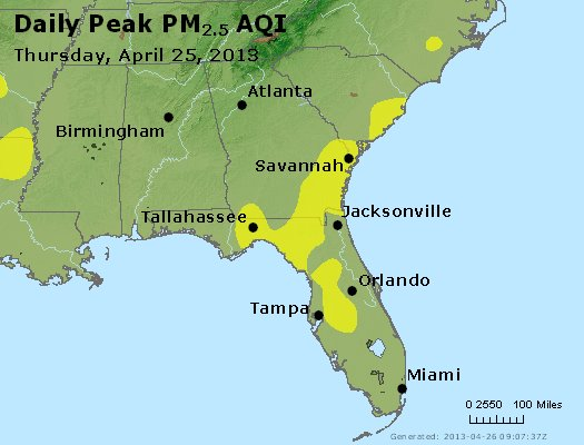 Peak Particles PM2.5 (24-hour) - https://files.airnowtech.org/airnow/2013/20130425/peak_pm25_al_ga_fl.jpg