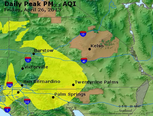 Peak Particles PM<sub>2.5</sub> (24-hour) - https://files.airnowtech.org/airnow/2013/20130426/peak_pm25_sanbernardino_ca.jpg