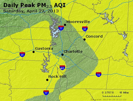 Peak Particles PM2.5 (24-hour) - https://files.airnowtech.org/airnow/2013/20130427/peak_pm25_charlotte_nc.jpg