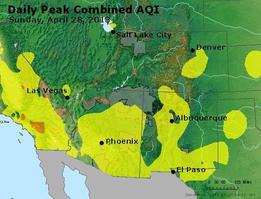 Peak AQI - https://files.airnowtech.org/airnow/2013/20130428/peak_aqi_co_ut_az_nm.jpg