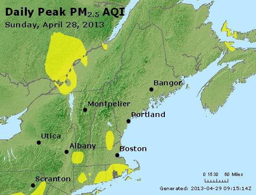 Peak Particles PM2.5 (24-hour) - https://files.airnowtech.org/airnow/2013/20130428/peak_pm25_vt_nh_ma_ct_ri_me.jpg