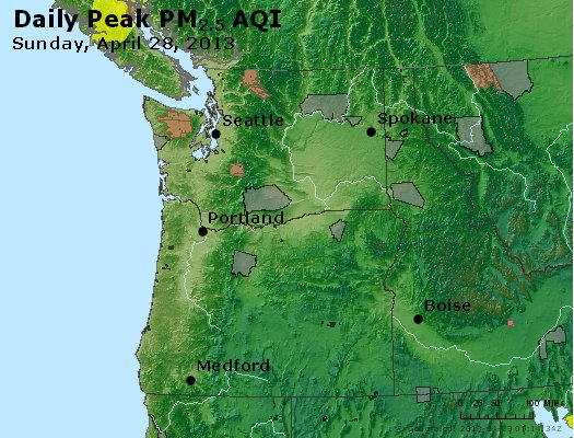 Peak Particles PM2.5 (24-hour) - https://files.airnowtech.org/airnow/2013/20130428/peak_pm25_wa_or.jpg